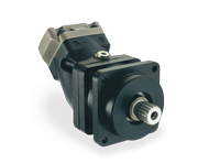 Hydraulic Axial Piston Motors Bent Axis